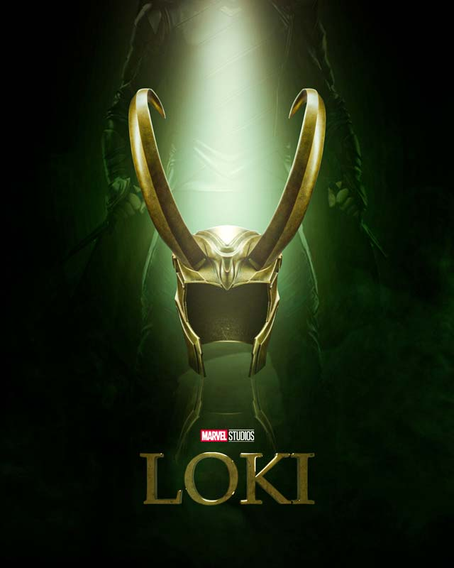 Loki Poster 2021