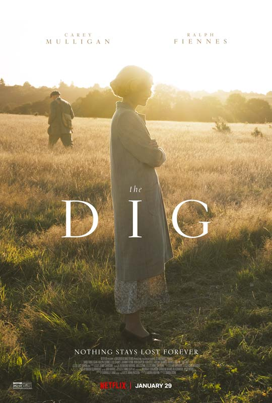 The Dig Poster 2021