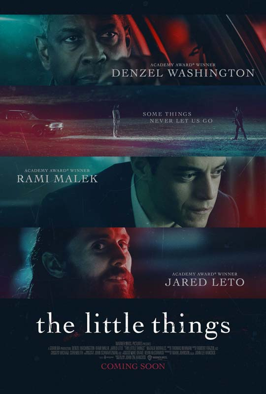 The Little Things Poster 2021
