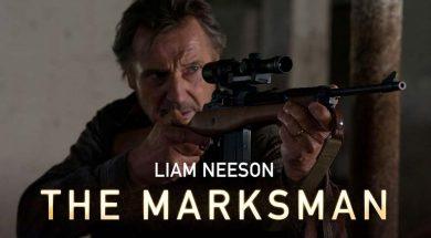 The Marksman Trailer 2021