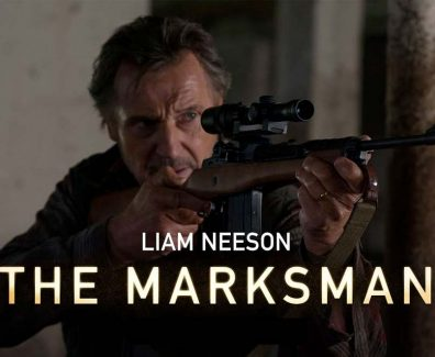 The Marksman Trailer 2021
