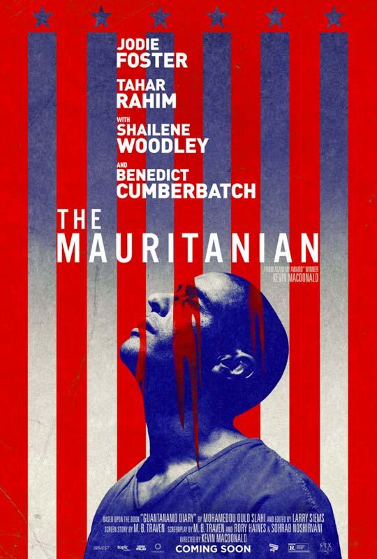The Mauritanian Poster 2021
