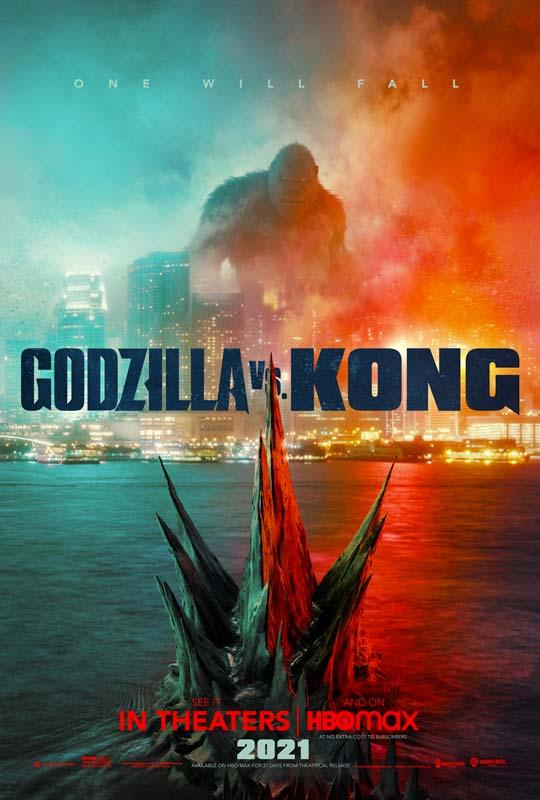 Godzilla vs Kong Poster 2021
