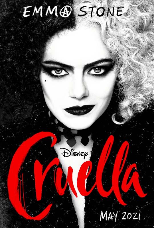 Cruella Poster 2021