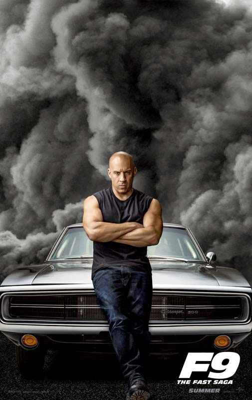 F9 Fast and Furious 9 Poster 2021 2