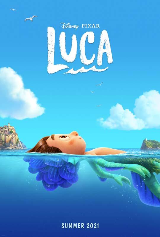 Luca Poster 2021