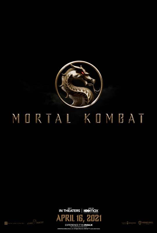Mortal Kombat Poster 2021