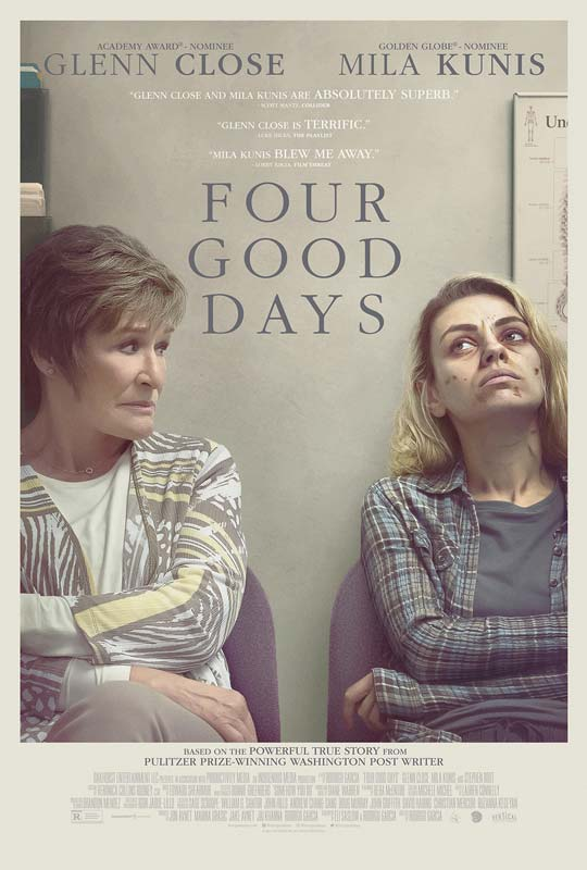 Four Good Days Poster 2021