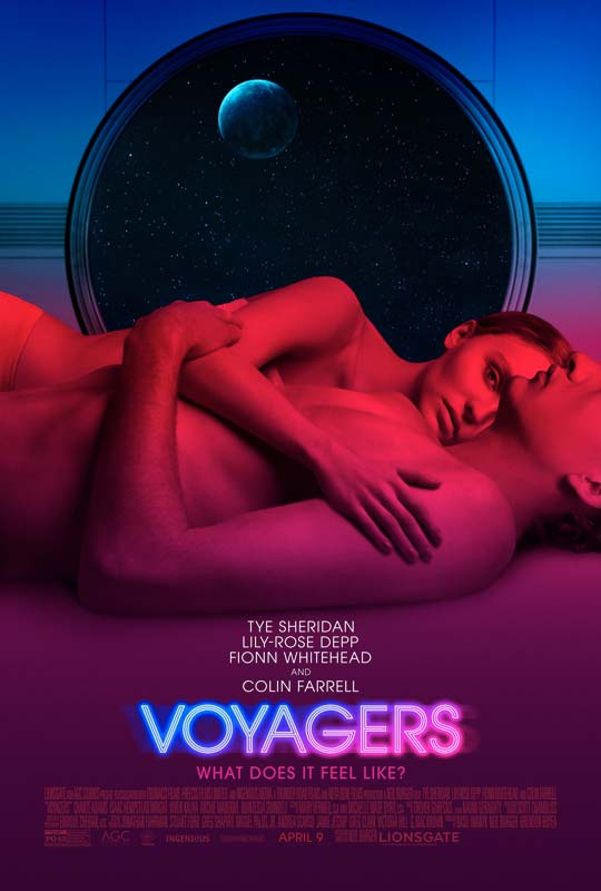 Voyagers Poster 2021