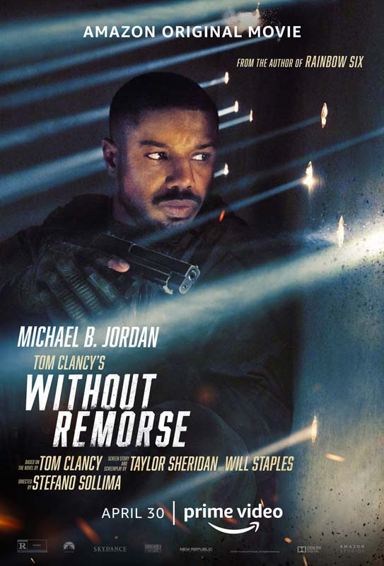 Without Remorse Poster 2021