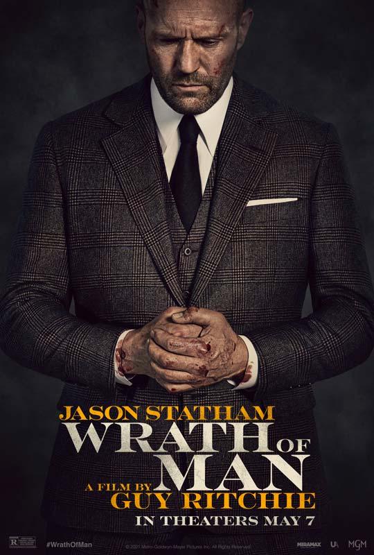 Wrath of Man Poster 2021
