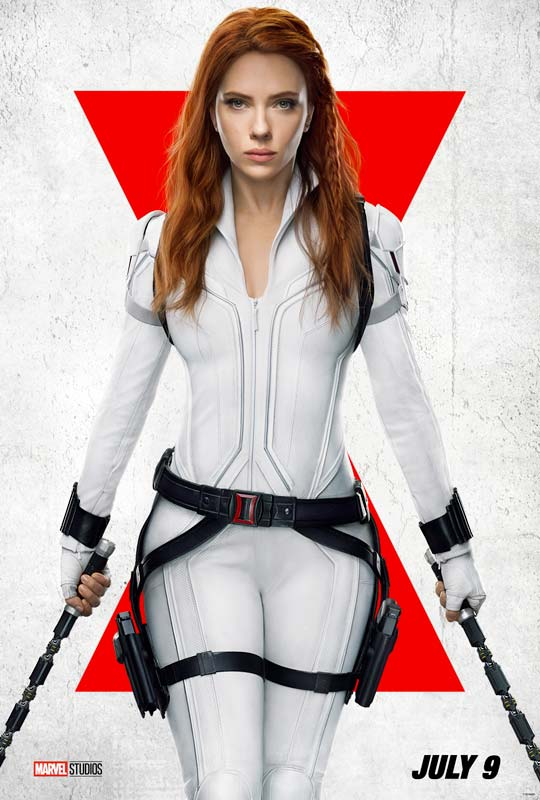 Black Widow New Poster 2021