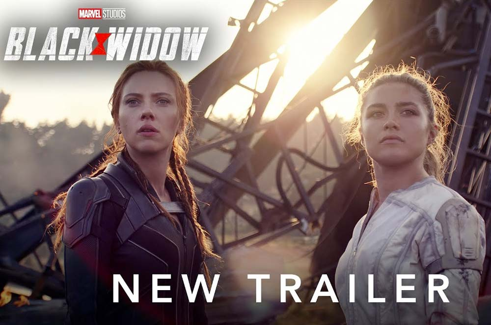 Black Widow New Trailer 2021