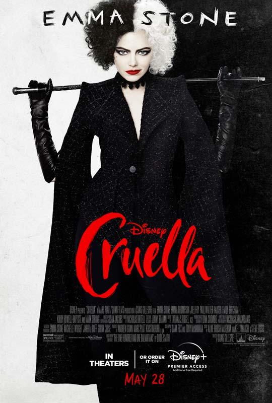 Cruella Poster 2 2021