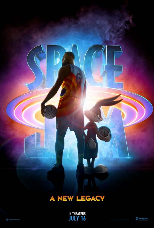 Space Jam A New Legacy Poster 2021