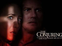 The Conjuring The Devil Made Me Do It Trailer 2021