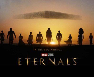 Eternals Trailer 2021