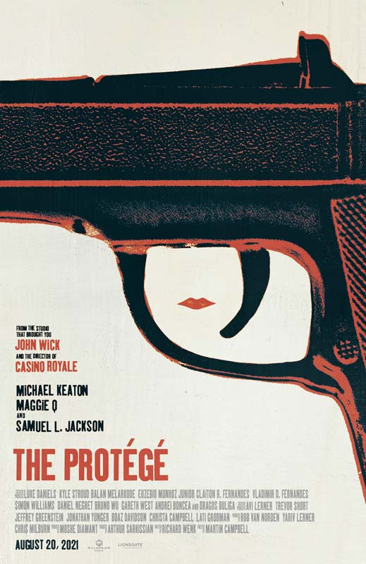 The Protégé Poster 2021
