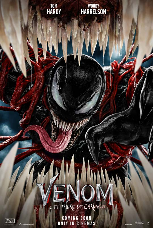 Venom Let There Be Carnage Poster 2021