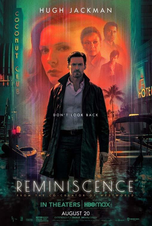 Reminiscence Poster 2021