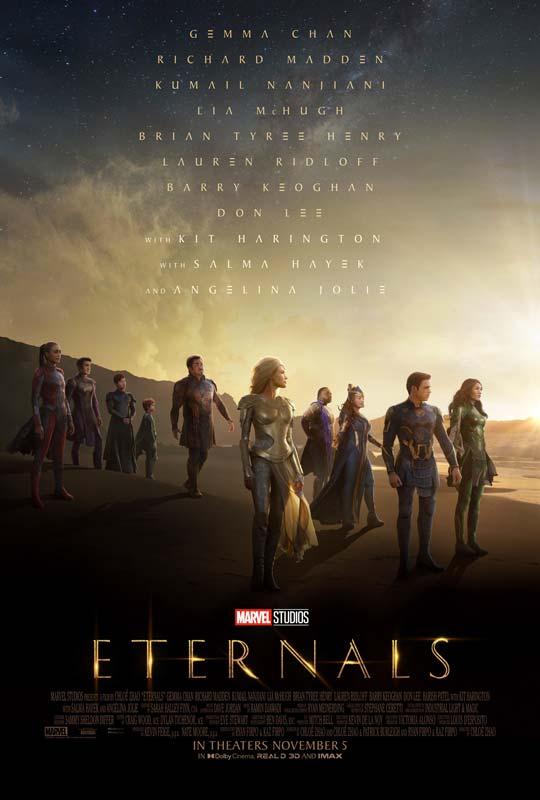 Eternals Poster 2 2021
