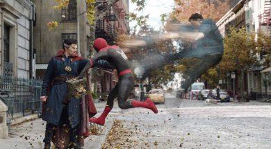 Spider-Man No Way Home Trailer 2021