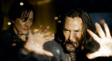 The Matrix Resurrections Trailer 2021